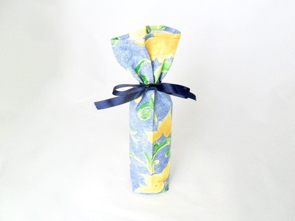 Fabric bottle bag