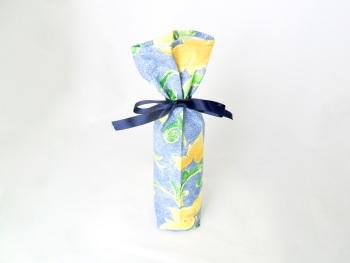 Fabric bottle bag