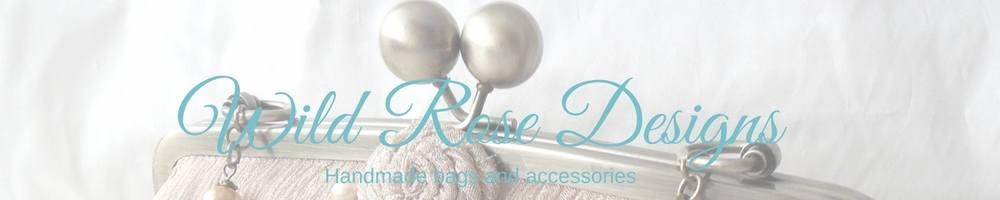 Wild Rose Designs , site logo.
