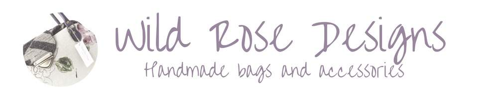 Wild Rose Designs , site logo.