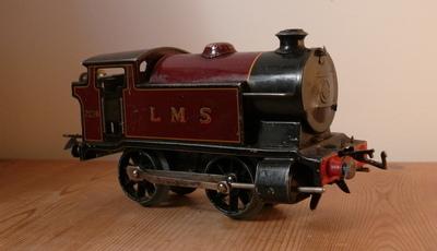 Hornby 0-4-0 Locomotive 2270