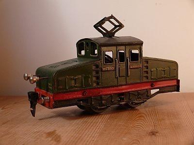Märklin Crocodile Locomotive