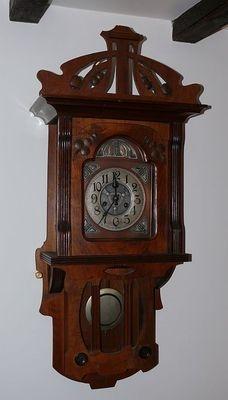 German Junghans Wall Clock