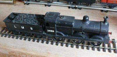 LMS 4F Tender locomotive