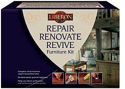 Repair, Renovate, Revive Furniture Kit
