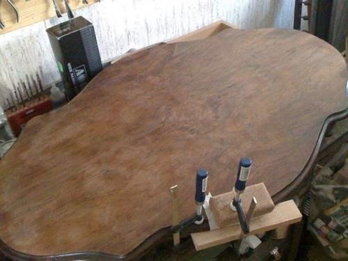 Table - mid restoration