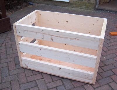 Small Hay Box