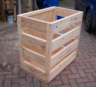 Big Hay Box