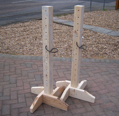 3ft Upright stands