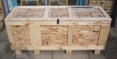5' Lay Down Kit Box