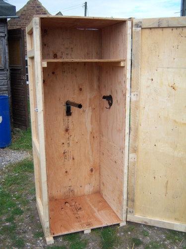 SADDLE BOX 1