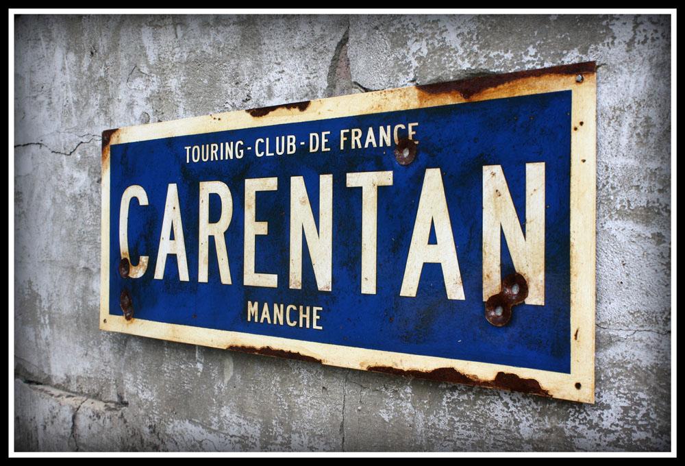 Carentan - blue