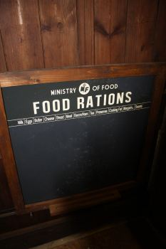 Minsitry of Food Slate Chalkboard