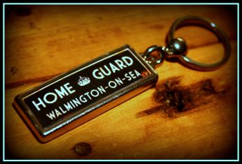 Home Guard Keyring