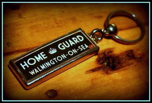 Home Guard Keyring