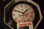 Bismarck Wall Clock