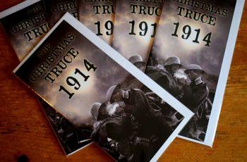 Christmas Cards - 1914 Christmas Truce