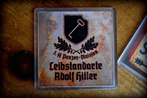 Leibstandarte SS Adolf Hitler - Acrylic Coaster