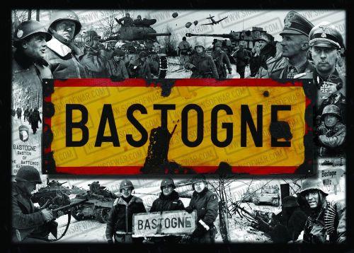 Bastogne A1 Poster
