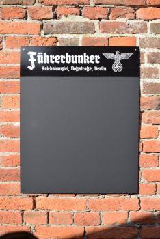 Führerbunker Chalkboard