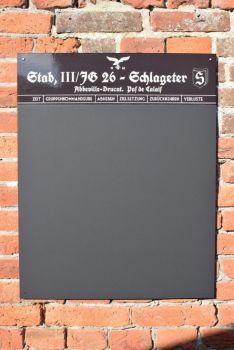 Luftwaffe Chalkboard
