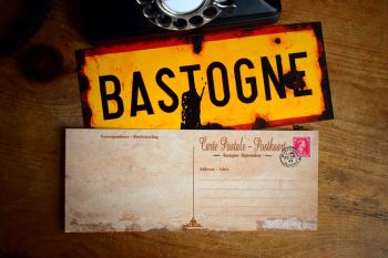 Bastogne Postcards (x6)
