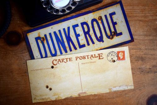 Dunkerque Postcards (x6)