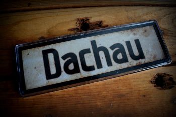 Dachau Fridge Magnet