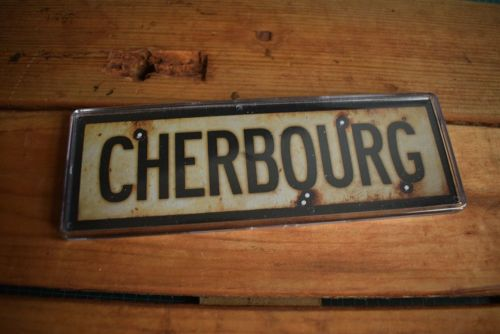 Cherbourg Fridge Magnet