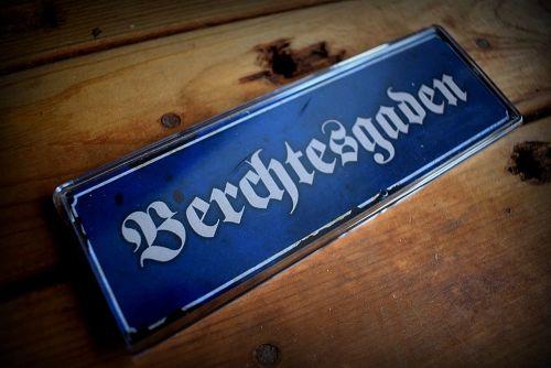 Berchtesgaden Fridge Magnet