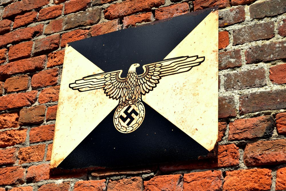 Ss Standard Ss Adler Ss Eagle Sign Ss Signs Nazi Signs