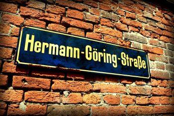 Hermann Göring Strasse