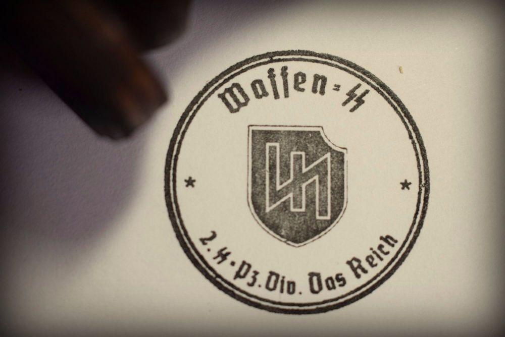 Das Reich rubber stamp (4)