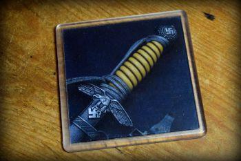 Nazi Dagger - 03 - Acrylic Coaster