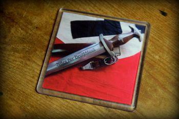 Nazi Dagger - 05 - Acrylic Coaster