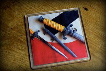 Nazi Dagger - 06 - Acrylic Coaster