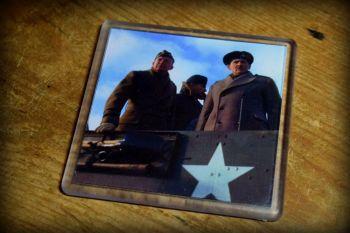 Monty-05 - Acrylic Coaster