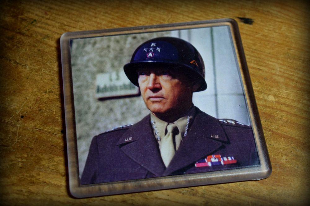 Patton-01 - Acrylic Coaster