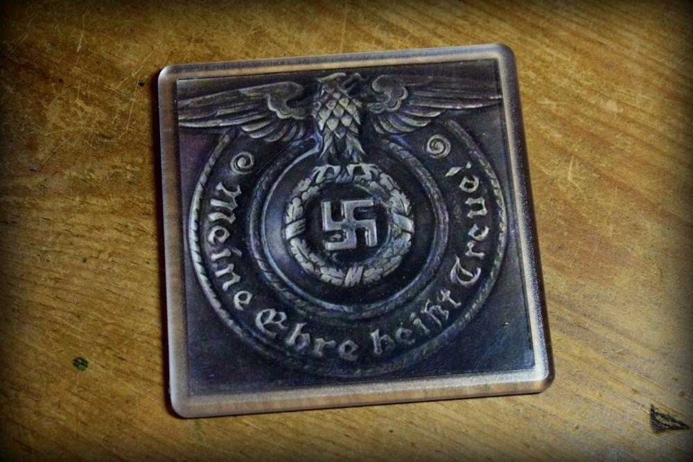 SS Buckle - Acrylic Coaster