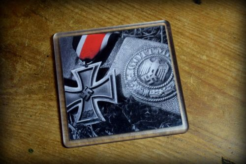 Iron Cross-02 - Acrylic Coaster