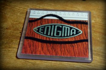 Bletchley Park-02 - Acrylic Coaster