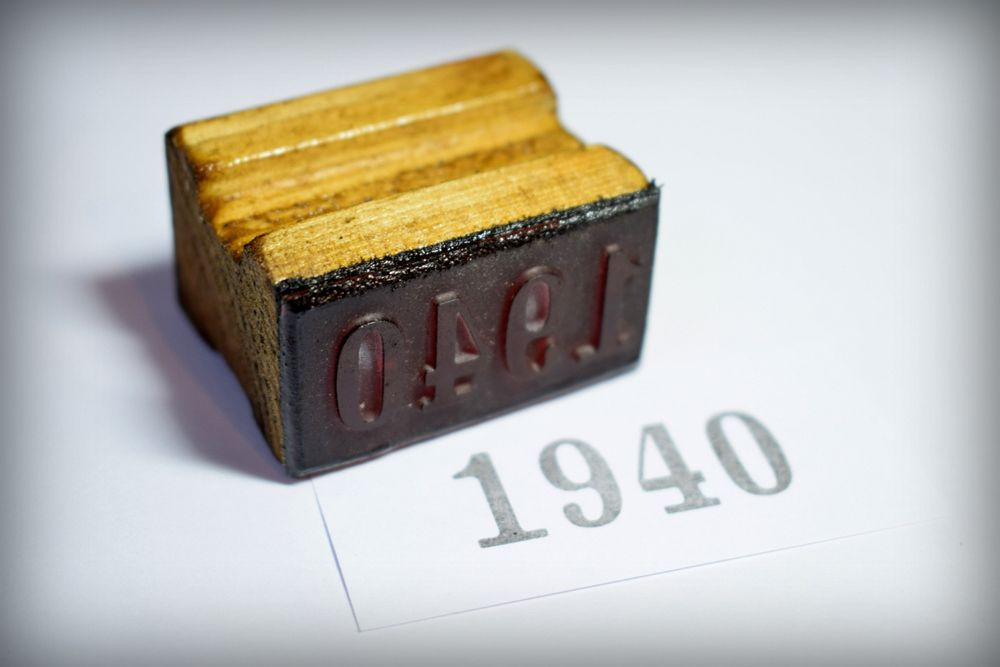 1940 Rubber Stamp (2)