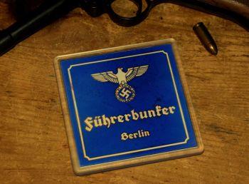Führerbunker- Acrylic Coaster
