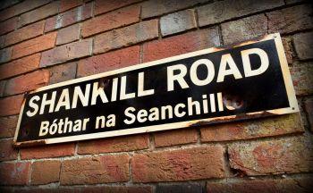 Shankill Road, Belfast, Ireland