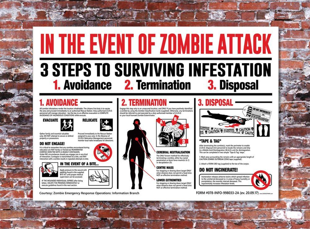 Zombie Poster-001