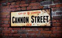 Blitz - Custom Street Sign