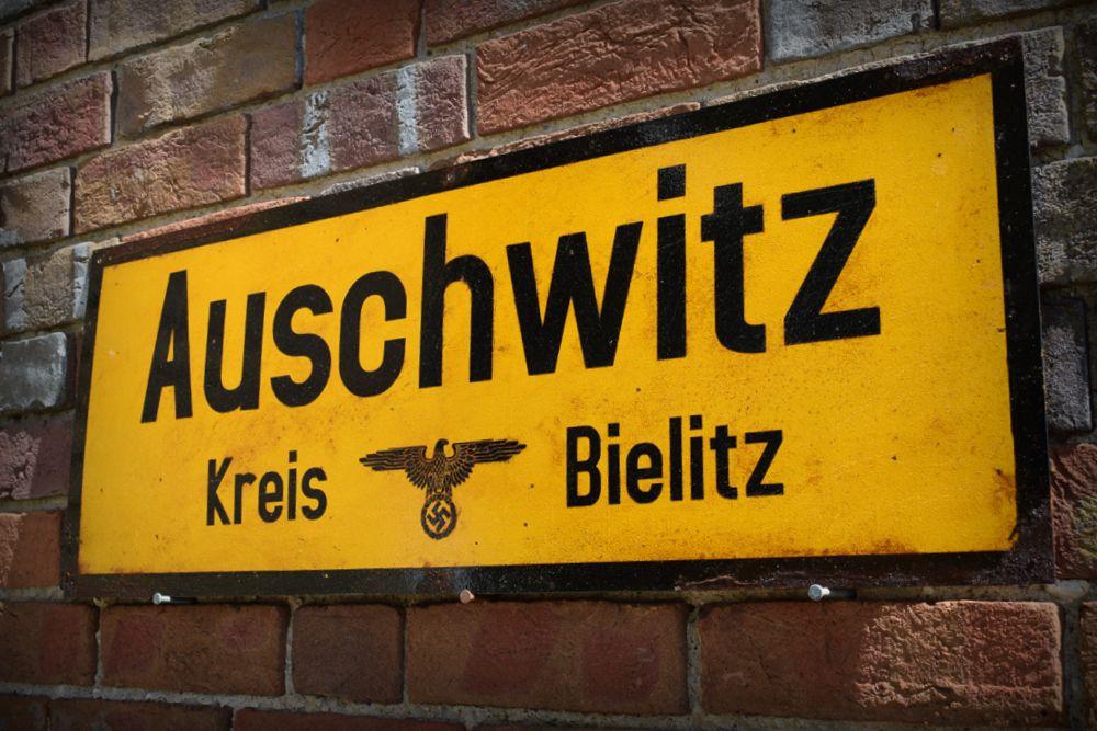 Auschwitz Kreis Bielitz