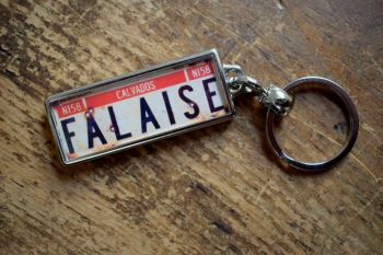 Falaise Key Ring