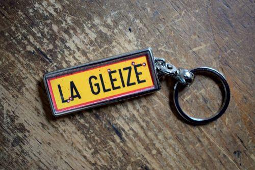 La Gleize Key Ring