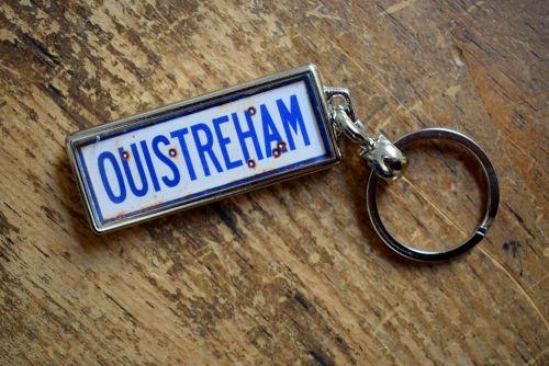 Ouistreham Key Ring
